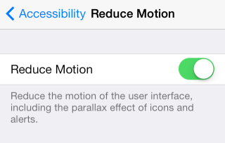 iOS 7 How To: Turn Off Parallax Effect - iPhone / iPad | Apps Reviewed