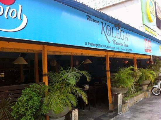 Tempat Makan Enak Murah dan Halal di Seminyak Bali