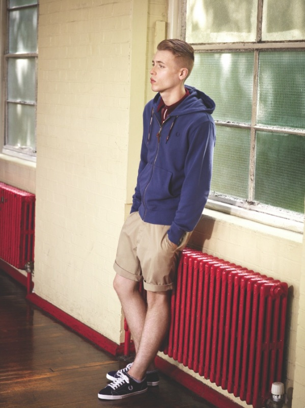 Fred Perry shorts for men