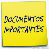 DOCUMENTOS IMPORTANTES ¡CONÓCELOS!