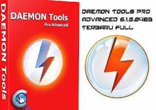 Daemon Tools Pro Advanced 6.1.0.0483 Terbaru Full