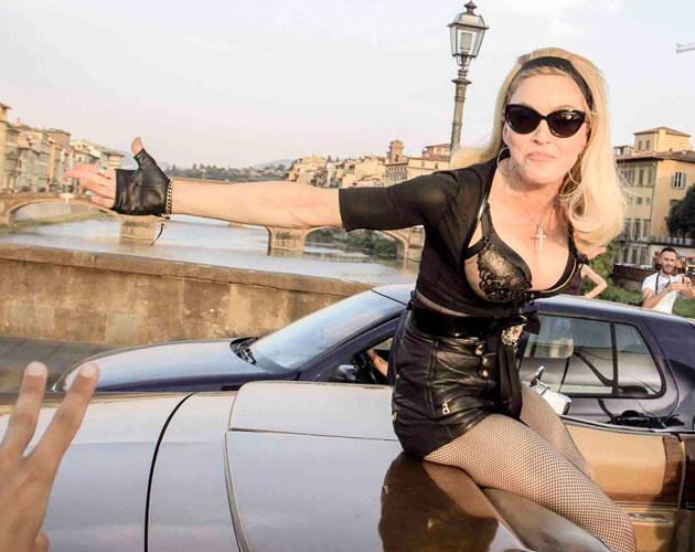 Madonna En La Diversion Into The Groove