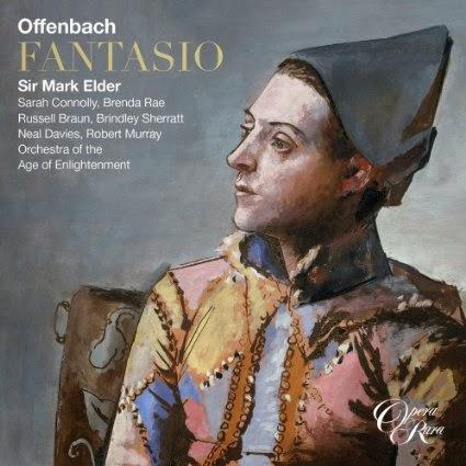 Offenbach - Fantasio