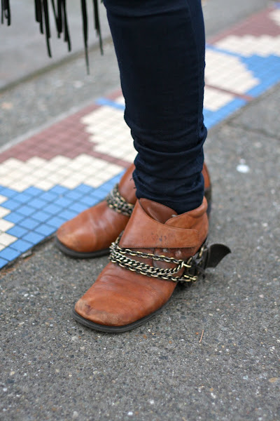 Seattle Street Style Boot