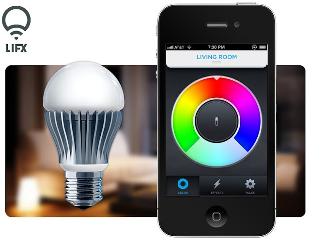 LIFX - The Light Bulb