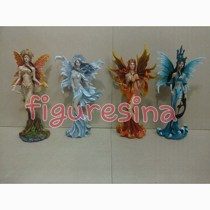 Figuresina arte en resina 3208343495 3043992 hadas en - Pintura de resina ...