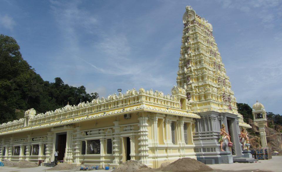Malaysian Temples: Arulmigu Balathandayuthapani Temple