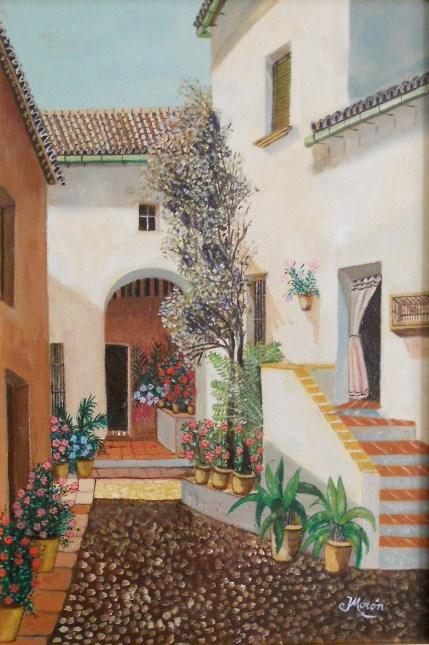 Pintor Jos 233 Mor 243 N Romero Barrio Santa Cruz Sevilla 2