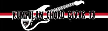 Kumpulan Chord Gitar 13