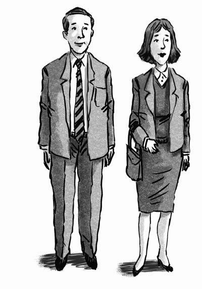The @DavidGeurin Blog: Does Professional Dress Matter For ...
