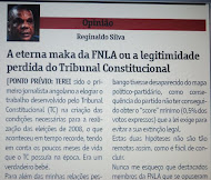 Maka da FNLA:No concordo com o Tribunal Constitucional