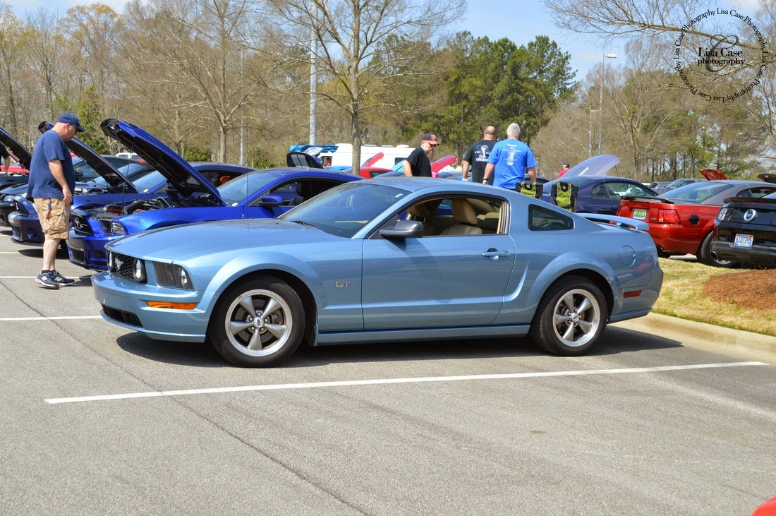 2006 ford mustang gt windveil blue for sale
