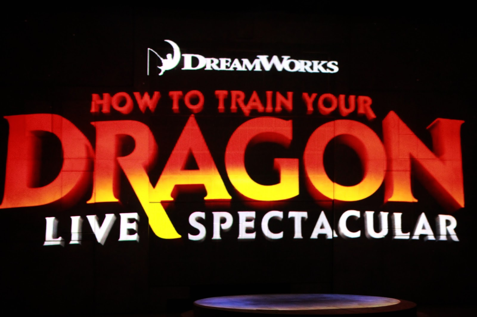 How To Train Your Dragon Live Show At The Honda Center Review