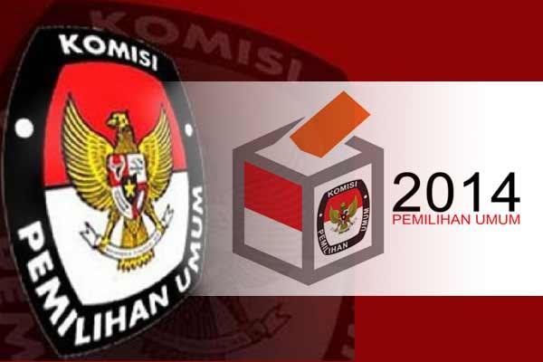 Hasil Quick Count (Hitung Cepat) Pemilu Legislatif 2014 Kota Bandung