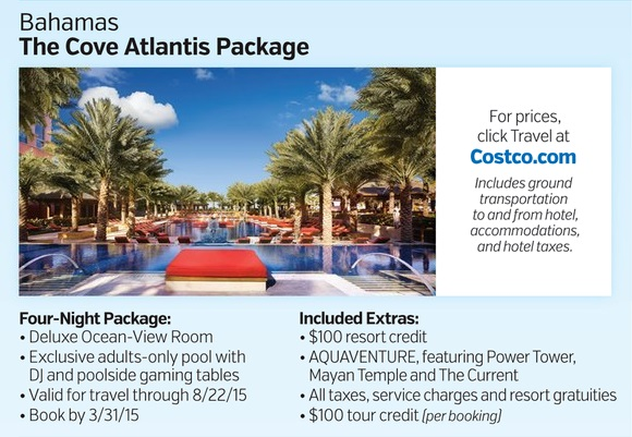 Vacation coupons book