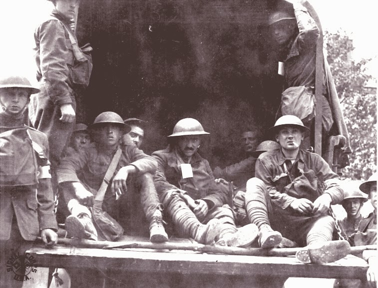 F Scott Fitzgerald Army Roads to the Great War...