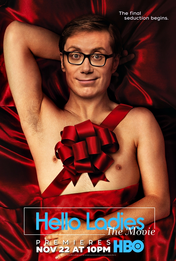 Póster: Hello Ladies: The Movie