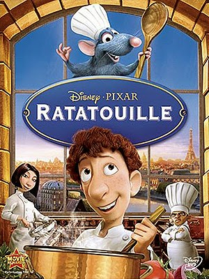 Ratatouille film cover
