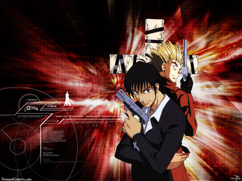 images about trigun - photo #47