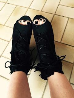 Fußerziehung, Fußsklave