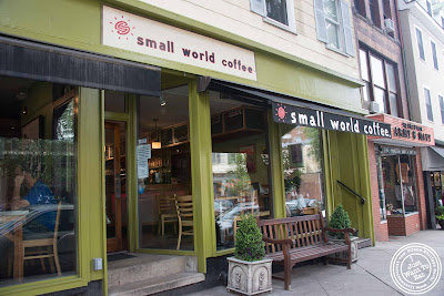 image of Small World Coffee in Princeton, NJ