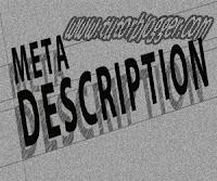 Cara Menambahkan Meta Deskripsi pada Blogger Versi Terbaru