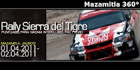 Tercer Rally Sierra del Tigre