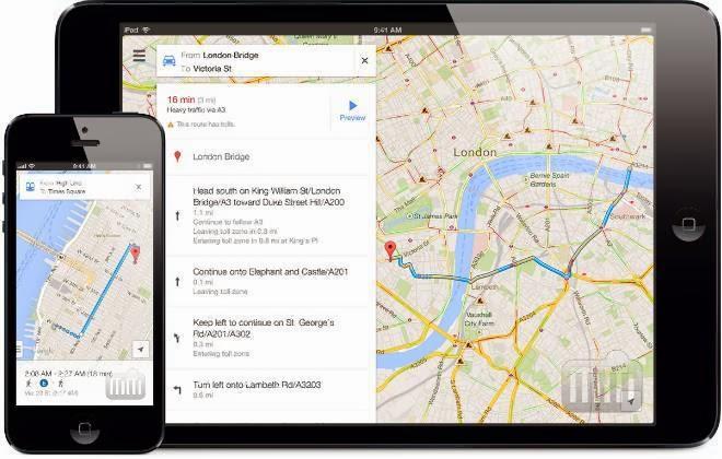 Google Maps passa a sugerir rotas menos congestionadas
