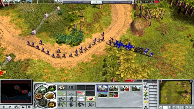 Empire Earth 2 PC Gameplay