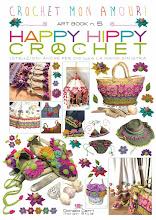 PUBBLICAZIONE: ART-BOOK N. 5: HAPPY HIPPY CROCHET AUTODISTRIBUITO