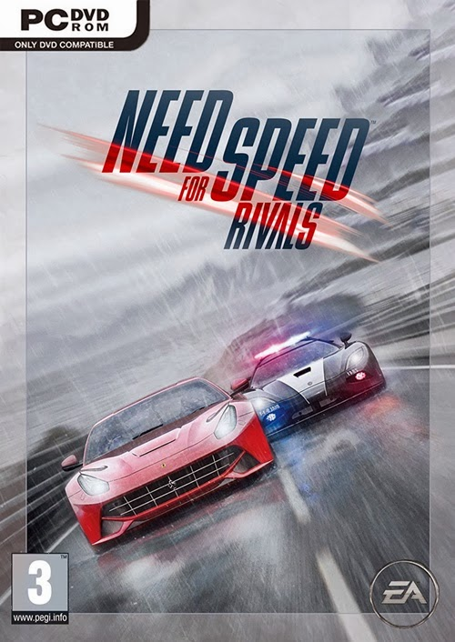 Need for Speed Rivals Full Tek Link Oyun İndir