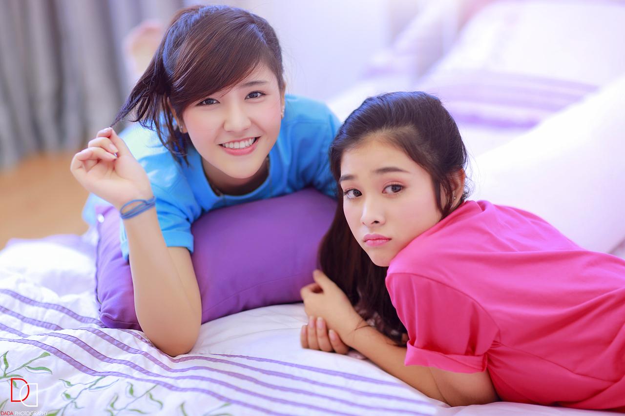 The best photos of beautiful Vietnamese girls