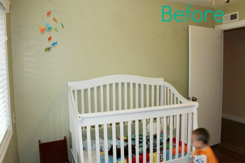 nautical boy's room reveal #ocean #diy