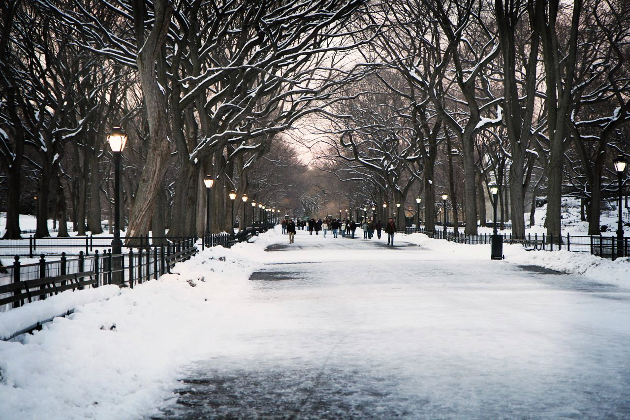 Winter Desktop Wallpaper: Winter Desktop Wallpaper New York City