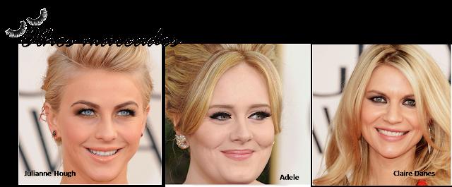 Melhores maquiagens do Globo de Ouro 2013