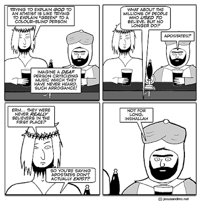 "Jesus and Mo - ""Green"""