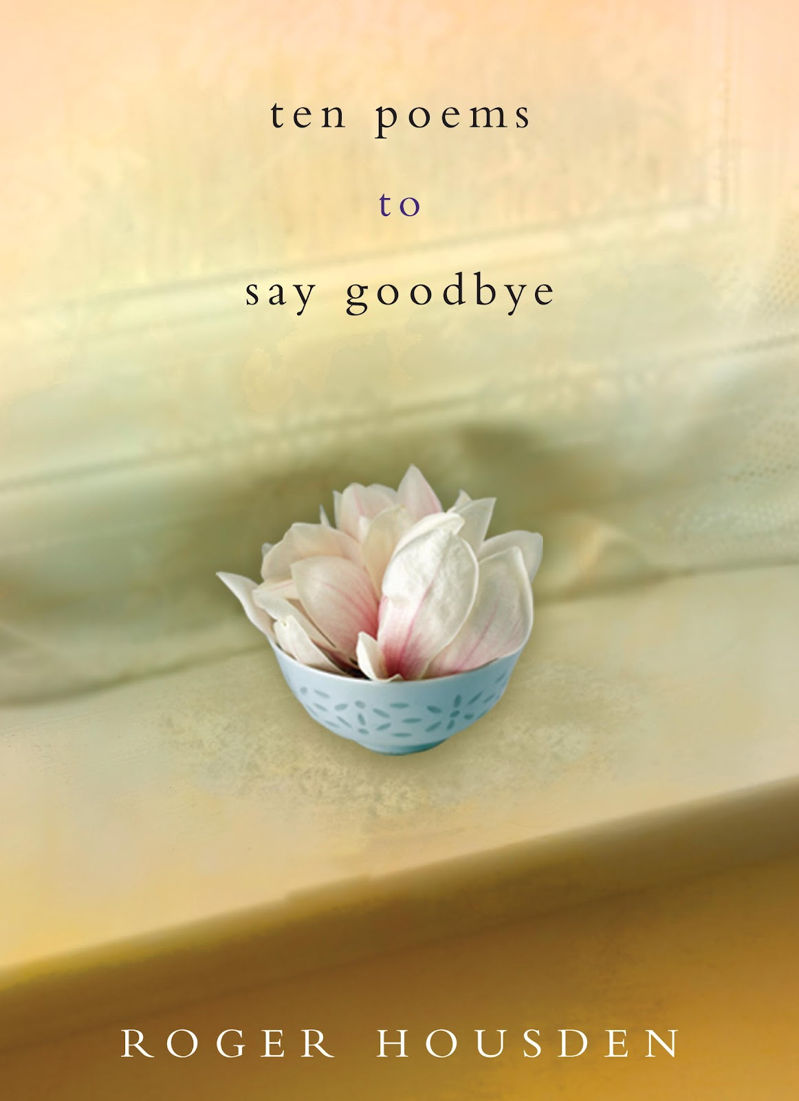 I say goodbye to you 6