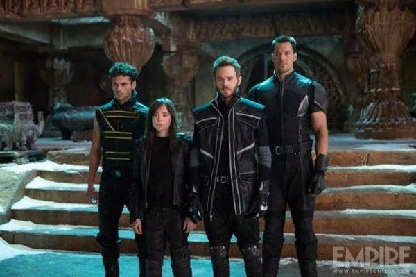 spot japones X-Men: Días del Futuro Pasado