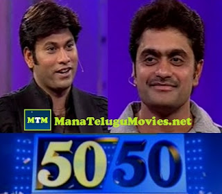TV Artist Nandakishore in 50-50 Show -24th Aug