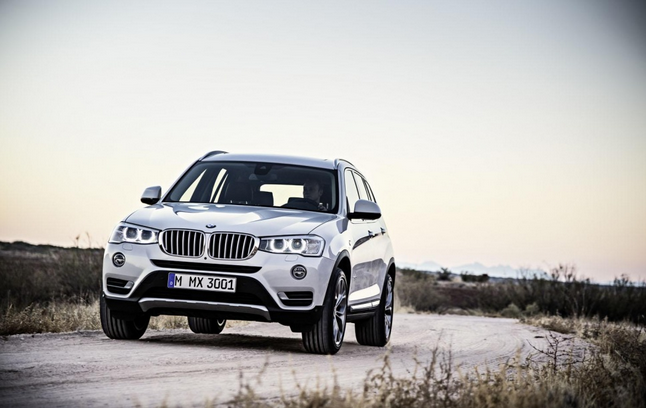 New 2017 BMW X3 Specs, Change and Selling Price