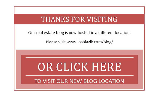 Visit JoshLavik.com/blog for real estate in the Madison area
