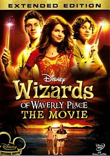 Wizards of Waverly Place 2009 Poster