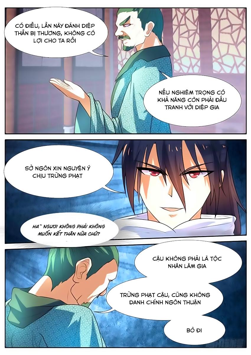 Ngự Thiên chap 18 - Trang 10