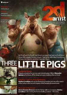 2DArtist Magazine Issue 074 - February 2012