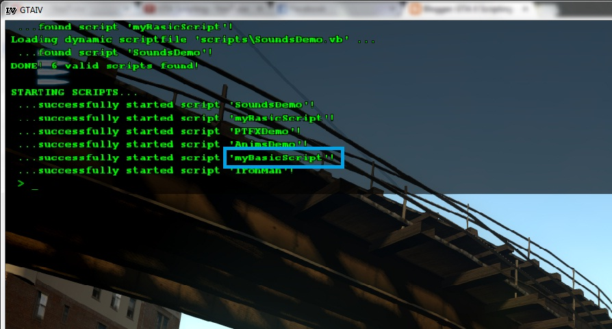 Gta x scripting tut iv first script interacting with peds vehicles objects - Just cause 2 pc console commands ...
