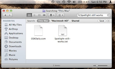 Hide The Spotlight Icon in Mac OS X Lion