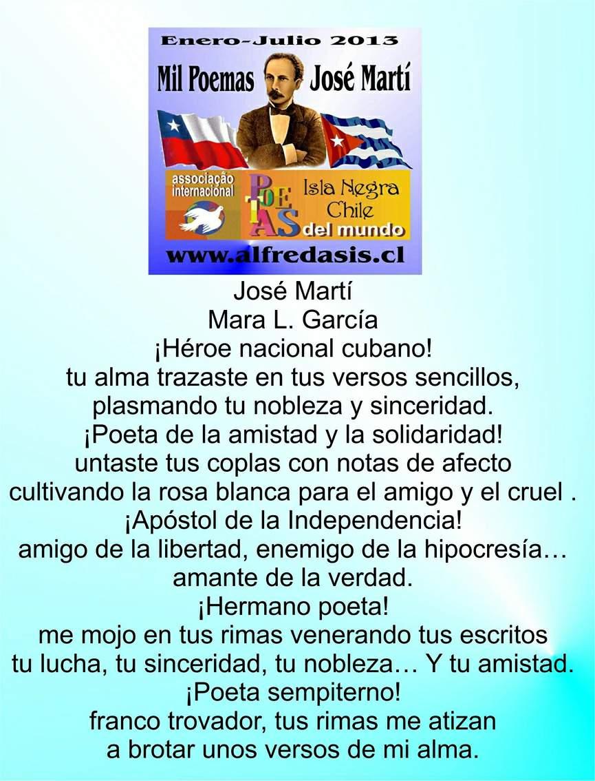 Poemas De Jose Marti