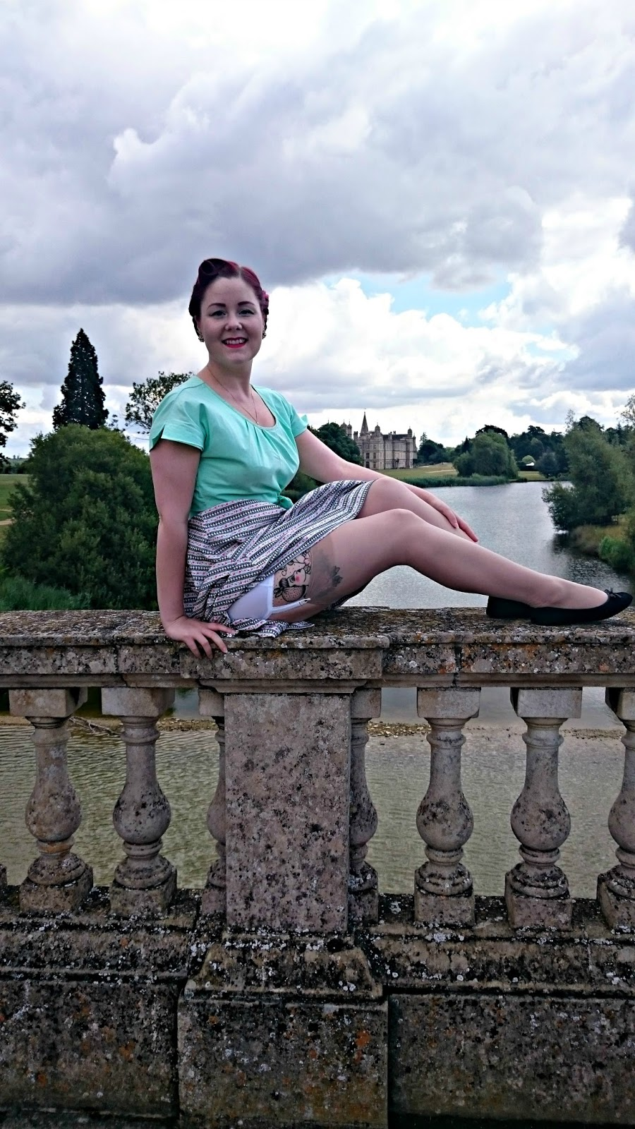 New To Seamed Stockings Heres My Delightful Review