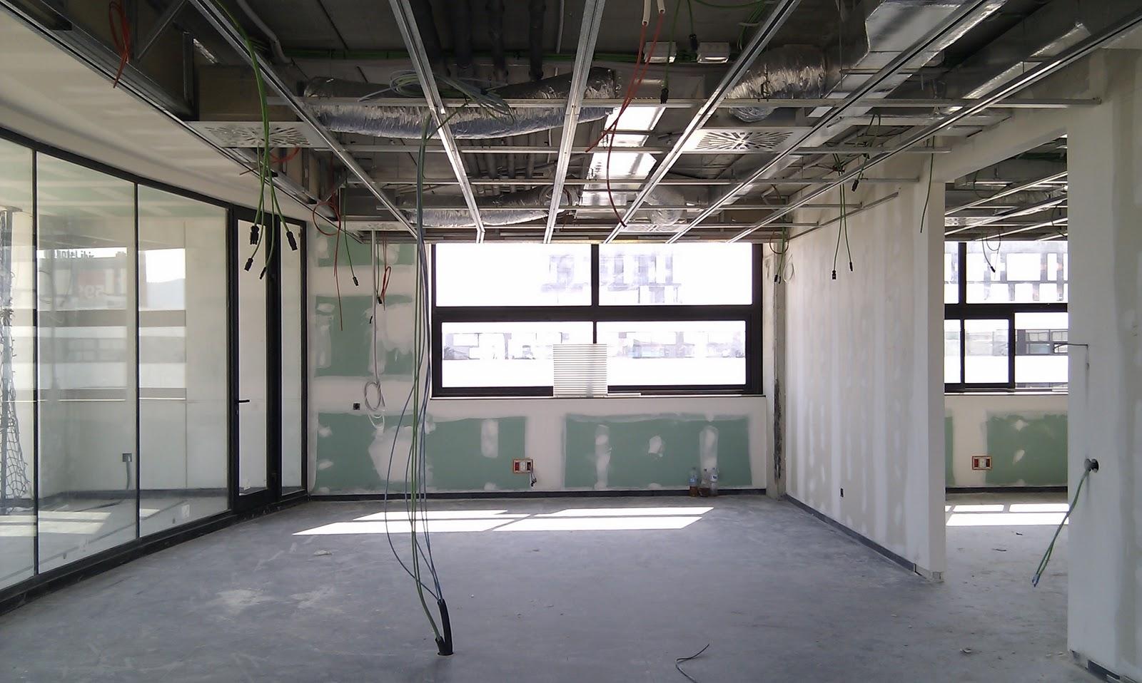Light and air proyectos obras y dise o sala de juntas for Oficina correos granollers