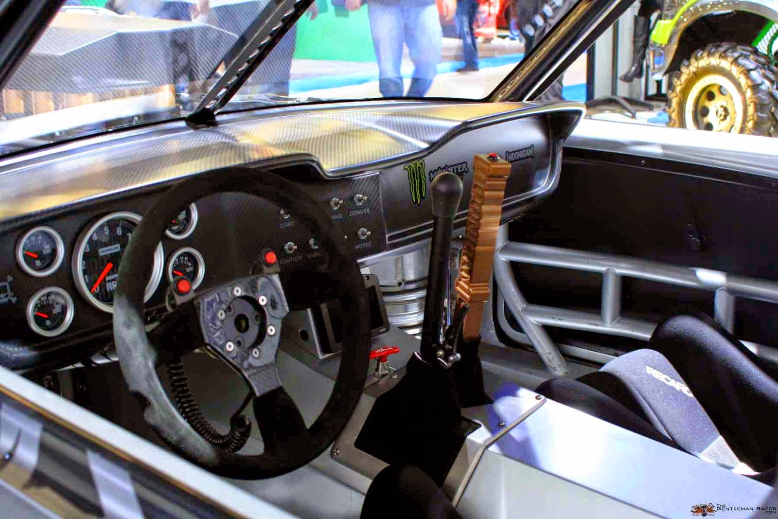 Ken Blocks 1965 Ford Mustang Hoonicornon 2015 Ford Mustang Rear Suspension